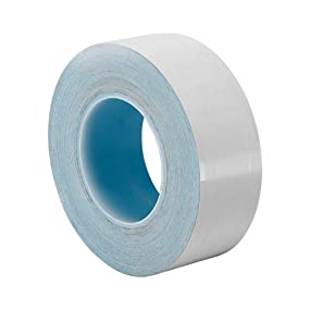 Pack of 25 Length 3M 32.7mm-32.7mm-25-8815 Thermally Conductive Adhesive Transfer Tape 8815 0.035 yd 1.286 Wide1.29 Wide White 1.286 Wide1.29 Wide