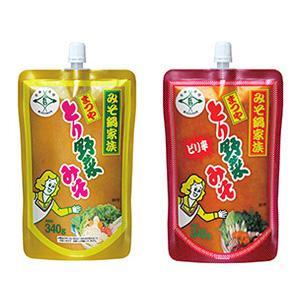 石川県で親しまれているまつやの『とり野菜みそ』