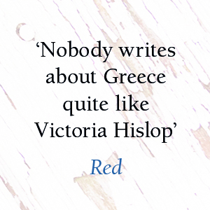 Victoria Hislop, Those Who Are Loved, Red