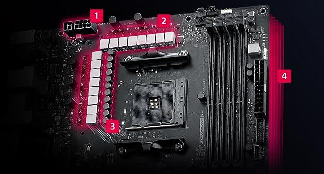 ASUS B550 550 Motherboard