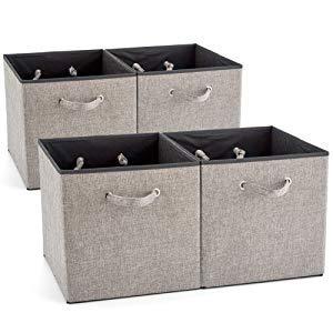cubes de rangement