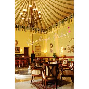 インドの宮殿ホテル(ランバーグ・パレス)