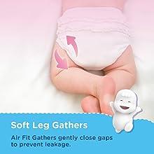 Soft Leg Gather