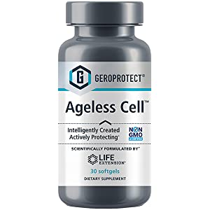 Geroprotect, Ageless, Cell, Longevity, Supplement, cellular senescence