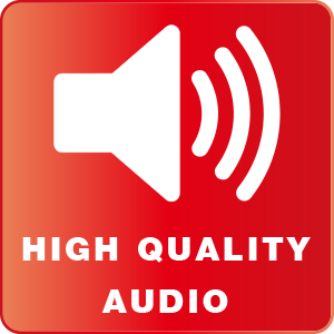 High Quality Audio