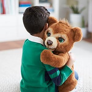 furreal,furreal cubby,furreal brown bear,furreal bear,fur real