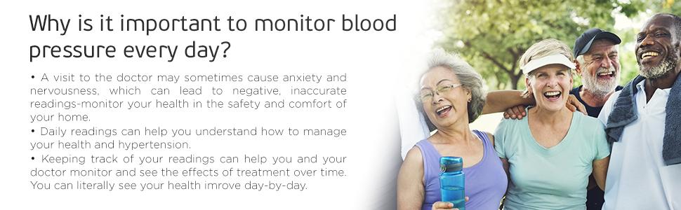 Amazon.com: Care Touch Fully Automatic monitor de muñeca de ...