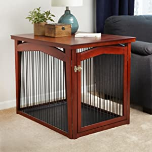 Configurable Pet Crate, Review of Merry Pet 2-in-1 Configurable Pet Crate and Gate, Medium