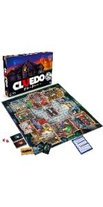 Cluedo,クルードー,ボードゲーム