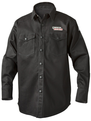 Welding Shirt; FR; Lincoln; Welding Jacket;