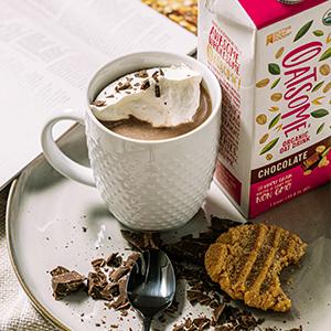 Oatsome Organic Oat Milk Hot Chocolate Dairy-Free