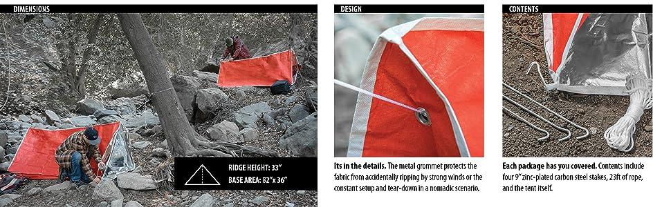 best emergency tent best emergency tube tent best emergency shelter