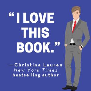 """I Love This Book""-Christina Lauren"