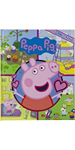 Peppa Pig Look and Find Activity Book