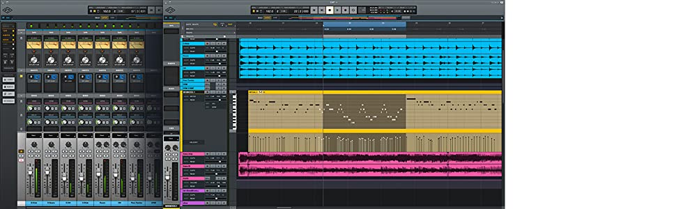LUNA Recording System, LUNA, UAD, Universal Audio, UA,