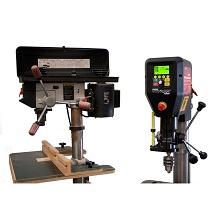 NOVA, Voyager, Drill Press, Woodworking, DIY, Drilling, DVR, Striatech, Smart, Direct Drive