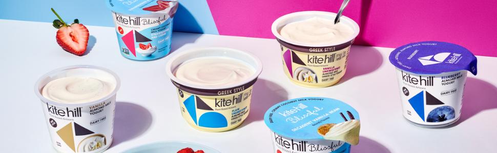 Kite Hill, kitehill, yogurt