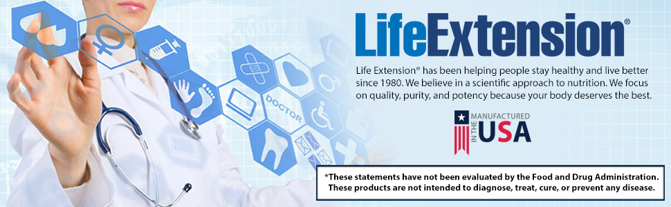 Amazon.com: Life Extension Extraordinary Enzymes 60 Capsules ...