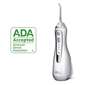 Best Cordless Water Flosser 2020 Amazon.com: Waterpik Cordless Water Flosser Rechargeable Portable