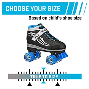 Blazer runs true to shoe size