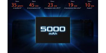 ASUS ZenFone Max Pro M2 batteria