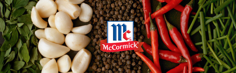 McCormick Spices and Herbs