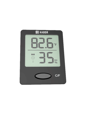 Habor Quality Thermometer Hygrometer