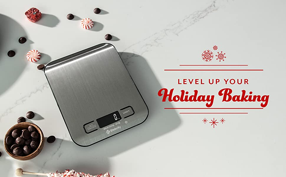 food kitchen scale holiday gift