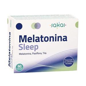 Sakai Melatonina Extra - 60 Comprimidos