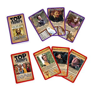 HARRY POTTER Top Trumps Tin Gryffindor (Lata 2 Barajas) (10438), Multicolor (Eleven Force 1): Amazon.es: Juguetes y juegos