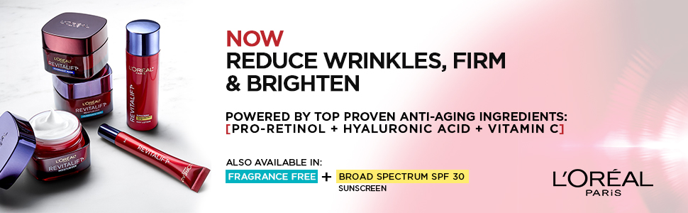 anti aging face products, anti wrinkle face products, face products with hyaluronic acid, vitamin c