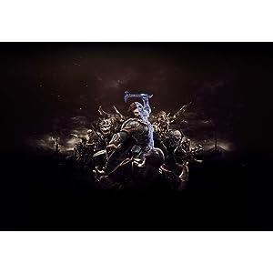 シャドウオブモルドール シャドウオブウォー ワーナー コアゲーム GTA ダイイングライト PS4 プレイステーション4 指輪物語 ロードオブザリング