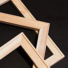 solid wood bars