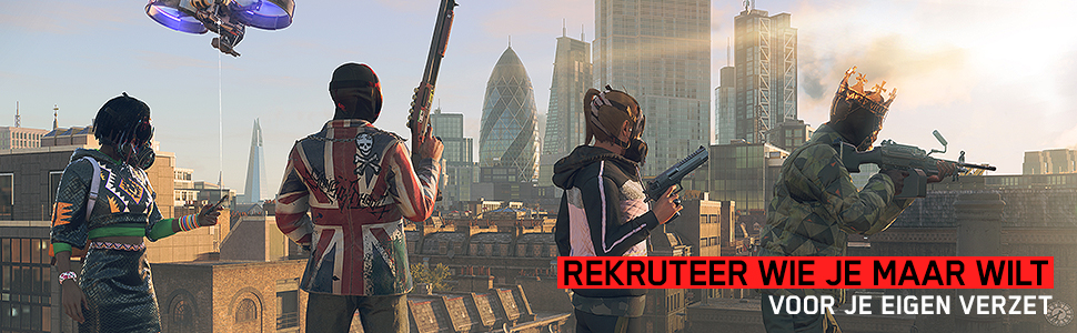 Watch Dogs Legion PlayStation 4 PS4 PlayStation 5 PS5 Xbox One Xbox Series X game pre-order preorder