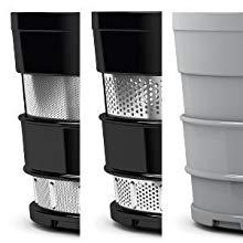 Bosch MESM731M VitaExtract Extractor de jugos, con tecnología de ...