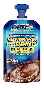 power pak pudding no sugar lose weight satisfy hunger burn fat loss