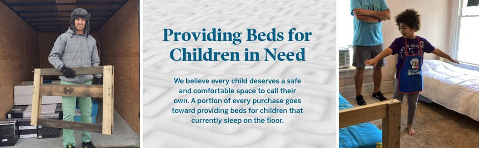 charity childrens bedding