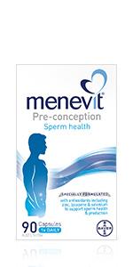 Menevit Male Fertility Supplement