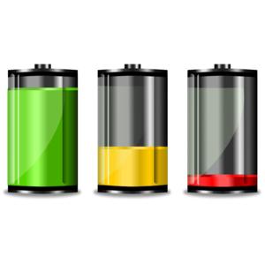 Amazon.com: AIMS Power Batería de litio negra, Universal ...