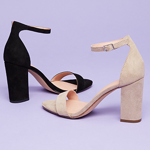 Madden Girl shoes take their inspiration from sister brand Steve Madden.  On-trend while being affordable for the young fashionista.