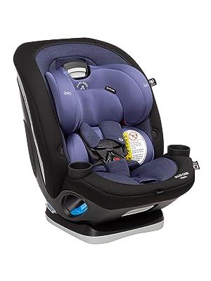 all-in-one car seat, 5-in-1 car seat, convertible car seat, rear-facing car seat, forward-facing