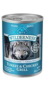 dog food; grain free dog food; grain free; high protein; canned dog food; wet dog food