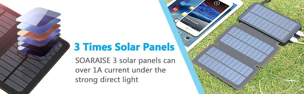 solar charger 2400mah