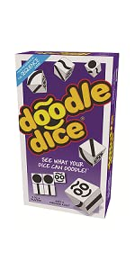 doodle, dice, cards, match, family, game