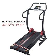 running deck