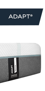 Amazon.com: Tempur-Pedic TEMPUR-ProAdapt 12-Inch Medium Foam Mattress, Split California King, Made in USA, 10 Year Warranty: Kitchen & Dining