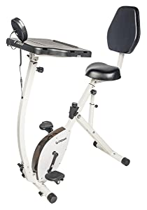 recumbent bike desk exercise