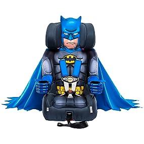 Batman Bat WB Warner Bros car seat
