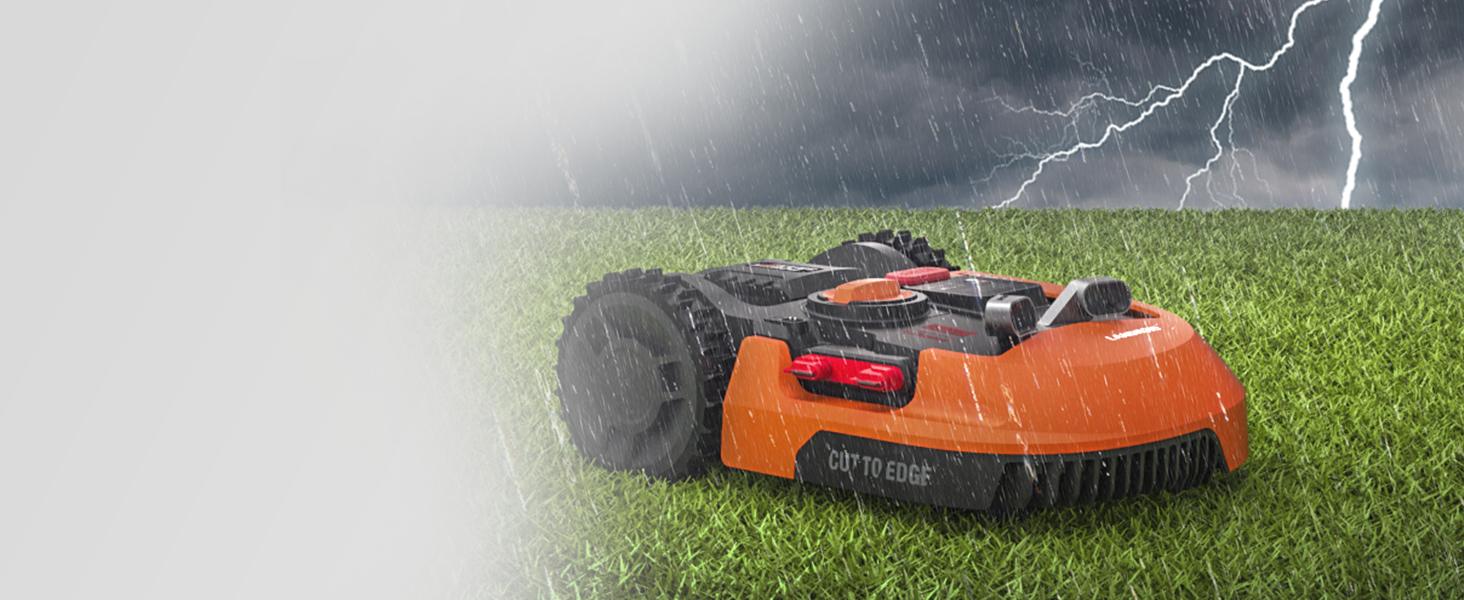Rain delay sensor