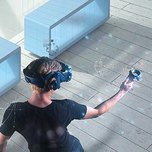 Htc Vive Pro Virtual Reality Headset Only Headset